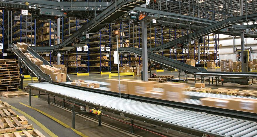 因地制宜——如何为仓库选择最合适的分拣技术