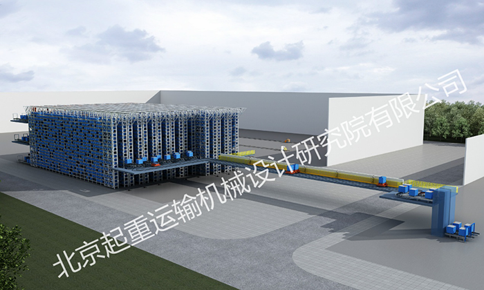 苏州SEW电机厂三期物流系统总集成及相关服务项目