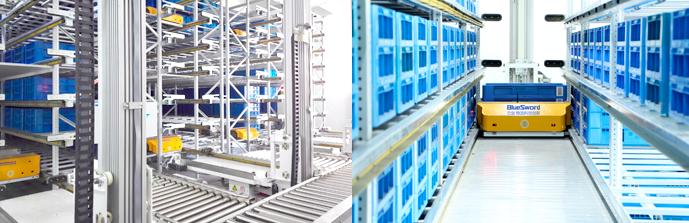 山东电力中心库智能化解决方案,实现物资统一调度管理