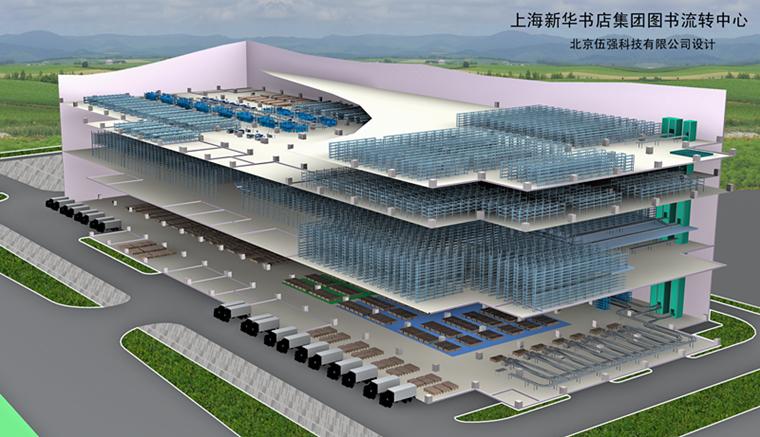 上海新华传媒股份有限公司图书流转中心