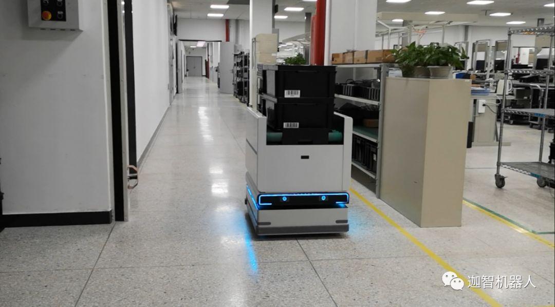 迦智打造电子制造业快速换线的精益生产样板