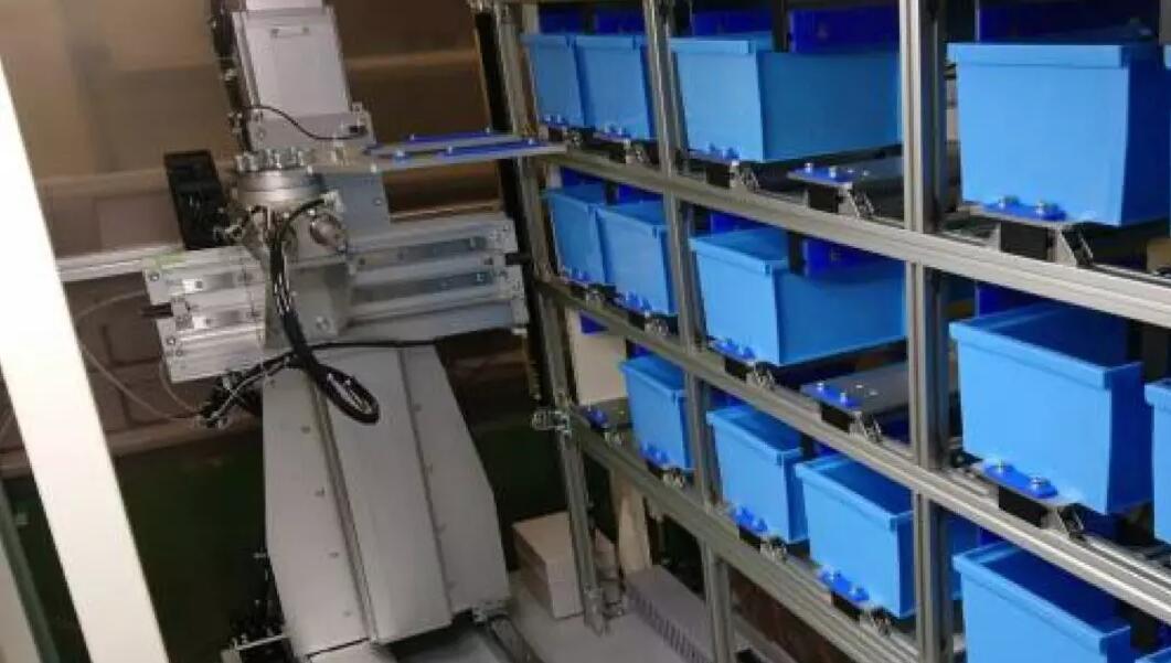 【方案】各种小零件包装过程的自动化