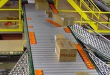 配送中心升级,2,800万件商品实现自动化处理