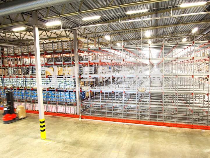 精星携手EAB强强联合,实现传统仓库到密集存储的完美转型