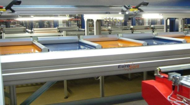 推盘分拣机助力葡萄牙零售商Sonae集团