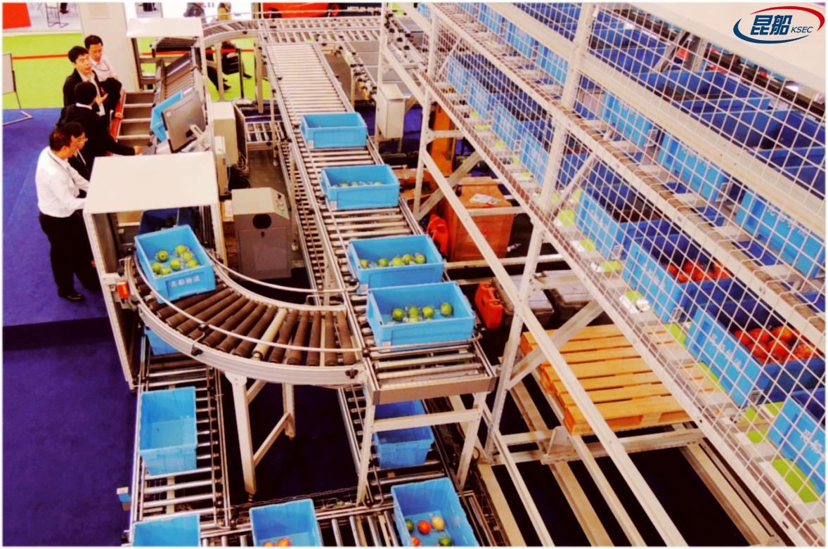 昆船电商应用行业